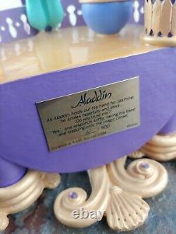 1994 Limited Edition Ron Lee Aladdin Sculpture Disney Figurine 21/500 Jasmine