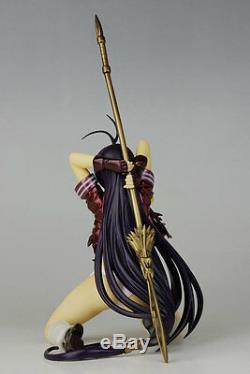 Amiami Zero Ikki Tousen GG Kanu Unchou Crimson Red LTD Ver. 1/7 Figure