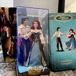Ariel and Eric Disney Fairytale Designer Collection Doll LIMITED EDITION