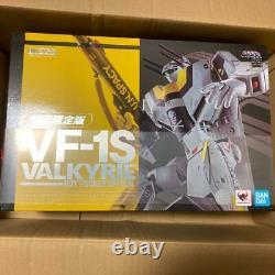 BANDAI DX Chogokin First Limited Edition VF-1S Valkyrie Roy Focker Special FedEx