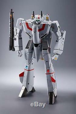 BANDAI Macross DX Chogokin First Press LTD VF-1J Valkyrie (Ichijyo Hikaru) EMS