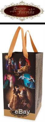 BN LE6000 Disney Designer Fairytale Collection BELLE & THE BEAST Dolls BEAUTY