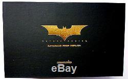 Batarang Prop Replica Batman Begins Official Limited Edition 2005 DC Comics COA