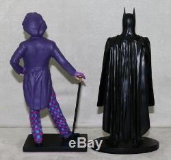 Batman 1989 Warner Bros Limited Edition 50 Kent Melton Joker Nicholson Proof Set