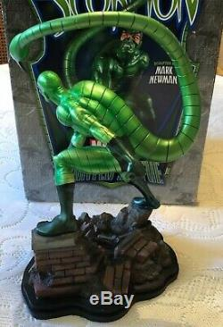 Bowen Designs Marvel The Scorpion Limited Edition Statue #764/1000 with Box