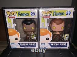 Bundle Funko Pop Freddy Funko Heimdall Le 24 & Le 300 Ultra Rare
