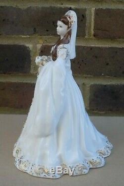 COALPORT Limited Edition Figurine Lady Jane Grey