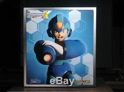Capcom Mega Man X Limited Edition 1000 Pieces Collectible Statue F4F Brand New