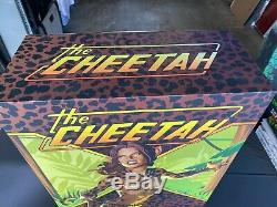 Cheetah Sideshow Premium Format Figure Statue DC NIB- Exclusive Edition LTD 1500