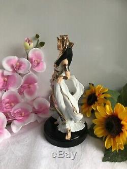 Cleopatra Danbury Mint A Fine Porcelain Figurine By Martin Evans Limited Edition