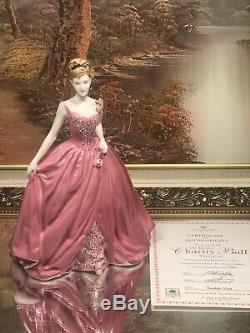 Coalport Charity Ball Victoria Limited Edition Figurine
