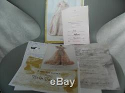Coalport Figure # The Fairytale Begins # Ltd Edt Boxed /certificate & Brochure