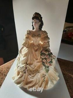 Coalport Figurine limited edition My Divine Arabella No. 152 of 2500