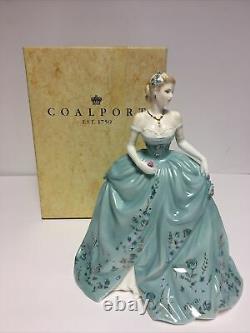 Coalport Limited Edition Bone China Figurine ROYAL PREMIERE