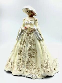 Coalport figurines limited edition