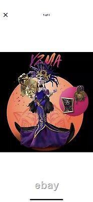 Confirmed Disney Designer Midnight Masquerade Yzma Doll