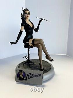 DC Bombshells Catowman Statue Limited Edition #548/5200 NIB MFD
