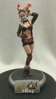 DC Comics Bombshells Harley Quinn Statue Number Limited Edition