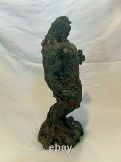 DC Comics Swamp Thing Cold Cast Full Size Statue Limited Edition 1996