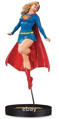 DC Cover Girls Supergirl Statue by Frank Cho Limited Edition 12