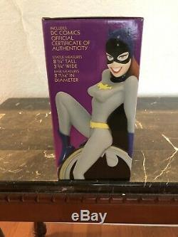 DC Direct Batgirl Animated Statue 2001 Barsom Limited edition To 5000 MIB