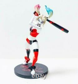 DC UNIVERSE Exclusive HARLEY QUINN 10 Show Statue Animated Maquette Ltd Edition