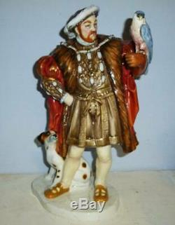DOULTON Limited Edition Figure HENRY VIII HN3350