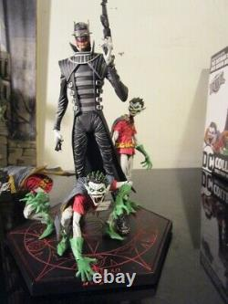 Dark Nights Metal The Batman Who Laughs & Robin Minions Deluxe Limited Edition