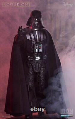 Darth Vader Statue Iron Studios Star Wars Rogue One Figure 110 Limited Edition