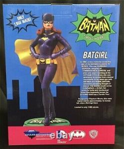 Diamond Select BATGIRL 1966 Premier Collection Series 12 Scale Statue Ltd MIB