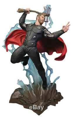 Diamond Select Marvel Milestones Avengers 3 Infinity War Thor Statue Ltd To 1000