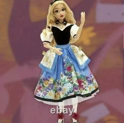 Disney Alice in Wonderland 70th Anniversary 17 Doll Mary Blair Limited Edition