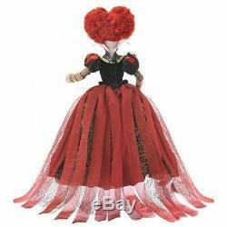 Disney, Alice in Wonderland, Queen of Heart / Red Queen Doll