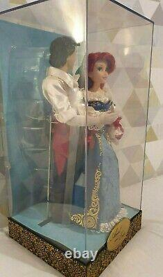 Disney Ariel And Prince Eric Designer Collection Limited Edition Doll