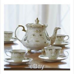 Disney Beauty & the Beast Limited Edition Fine China Tea Set (Mrs Potts & Chip)