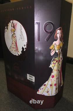 Disney Belle Designer Collection Premiere Doll Limited edition of 4500