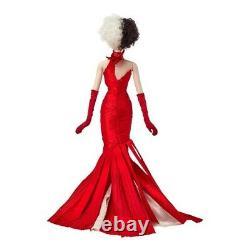 Disney Cruella De Vil/De Ville Limited Edition Doll 1 Of 5400 FREE Delivery