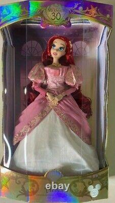 Disney D23 Ariel The Little Mermaid Limited Edition Doll 1 Of 1000 New Nrfb