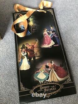 Disney Designer Collection Belle And Gaston Doll