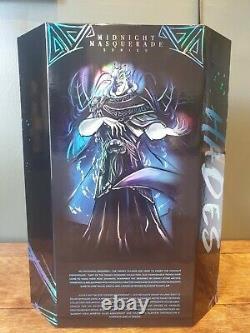 Disney Designer Collection Midnight Masquerade Hades Doll Limited Edition