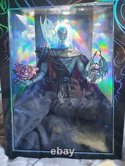 Disney Designer Masquerade Hades doll LE Villains Hercules BNIB OOS