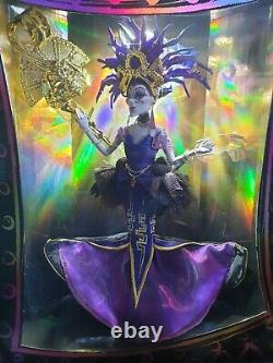 Disney Designer Villains Midnight Masquerade 4/6 12 Dolls BNIB Rare Set Ltd Ed