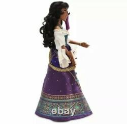 Disney Esmeralda Limited Edition Doll 25th Anniversary CONFIRMED ORDER FAST