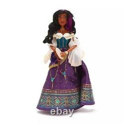 Disney Esmeralda Limited Edition Doll CONFIRMED ORDER FREE DELIVERY