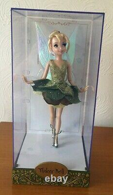 Disney Fairies Designer Collection Limited Edition Tinker Bell Doll