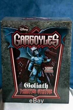 Disney Gargoyles Goliath RARE Limited Edition Randy Bowen 2009 Statue 308 of 750