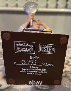 Disney Grand Jester Studio Bust Belle Figurine, Beauty & The The Beast Ltd 3000