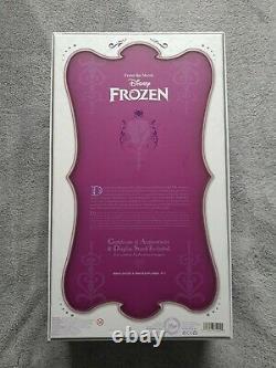 Disney Limited Edition Coronation Anna Doll
