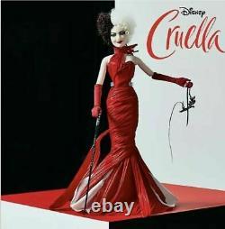 Disney Limited Edition Cruella Doll Confirmed Order
