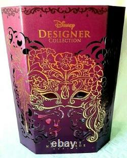 Disney Limited Edition Designer Collection Midnight Masquerade Rapunzel Doll NEW